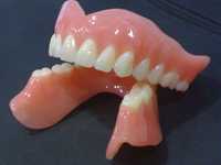 Denture - Restorative Dentistry - Dr. Brian W. Zuerlein - Omaha, Nebraska