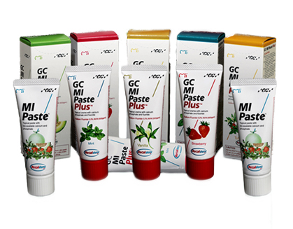 MI Paste Plus To Reduce Tooth Sensitivity - Dr. Bolding Omaha Cosmetic Dentist