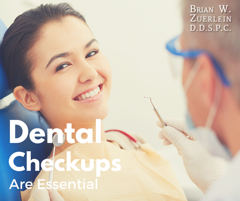 Why Dental Check-ups Are Essential - Brian W Zuerlein DDS