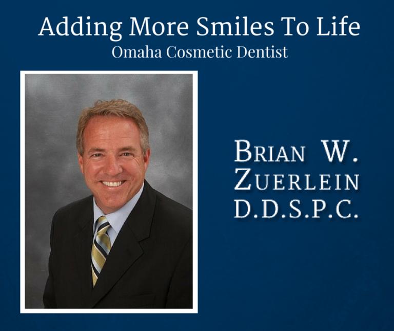 Dr. Zuerlein Omaha Cosmetic Dentist - Smile Dentistry