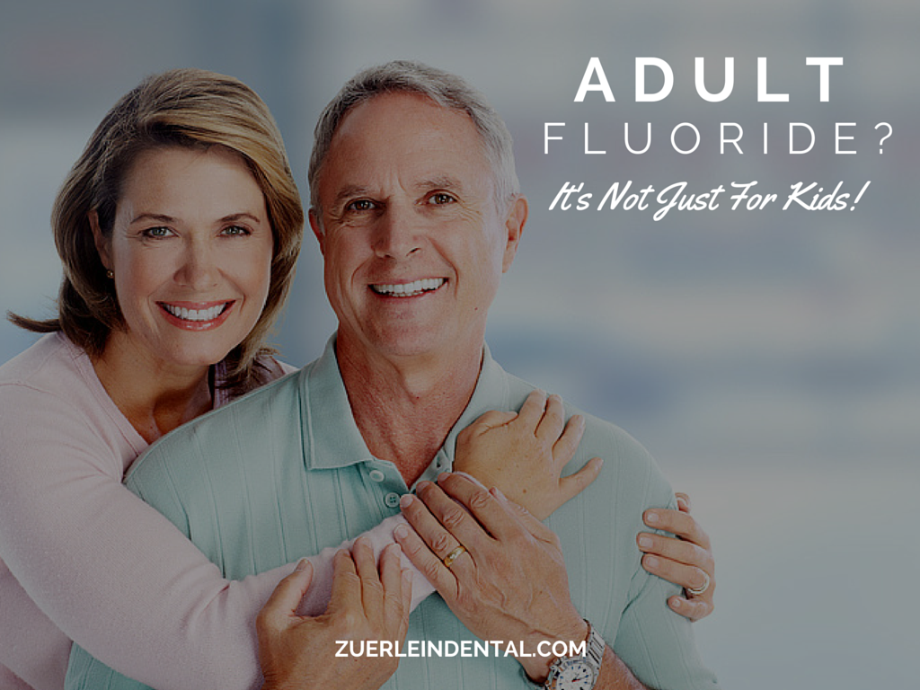 Adult Fluoride - Preventative Dentistry - Omaha Cosmetic Dentist - Dr. Brian Zuerlein