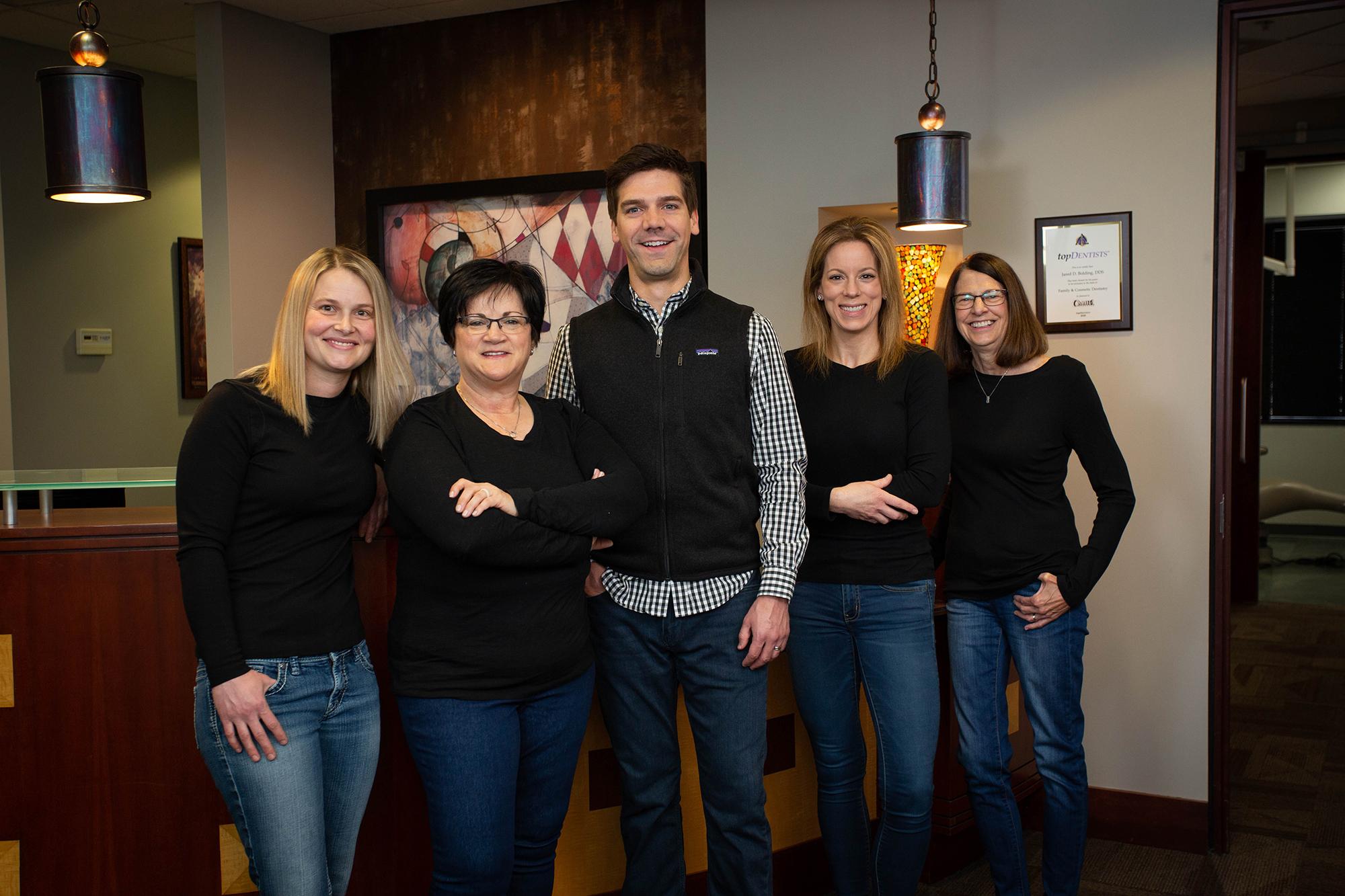Bolding Dentistry | Omaha Family & Cosmetic Dentist | Omaha, Nebraska